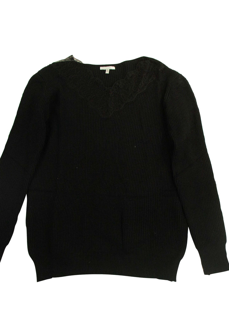 Blanche Sweater in Black