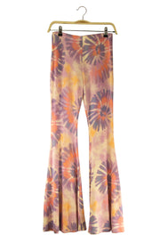 Totally Tie Dye Flares