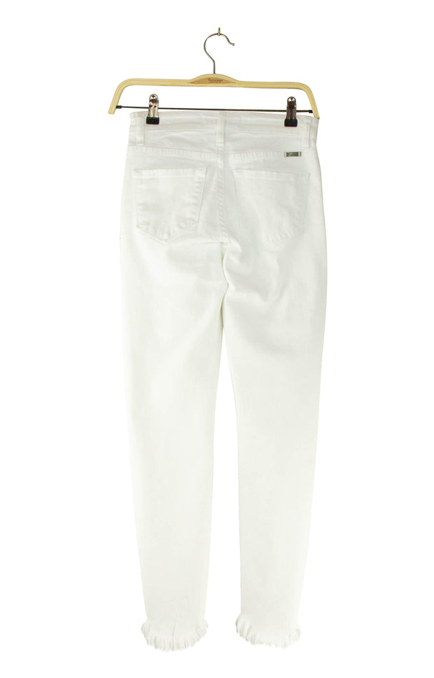 Fashion Forward Jeans in White