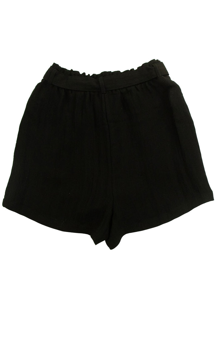 Fulfillment Shorts in Black