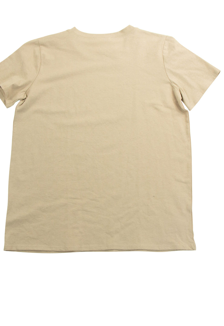 Desert Vibes Tee in Brown