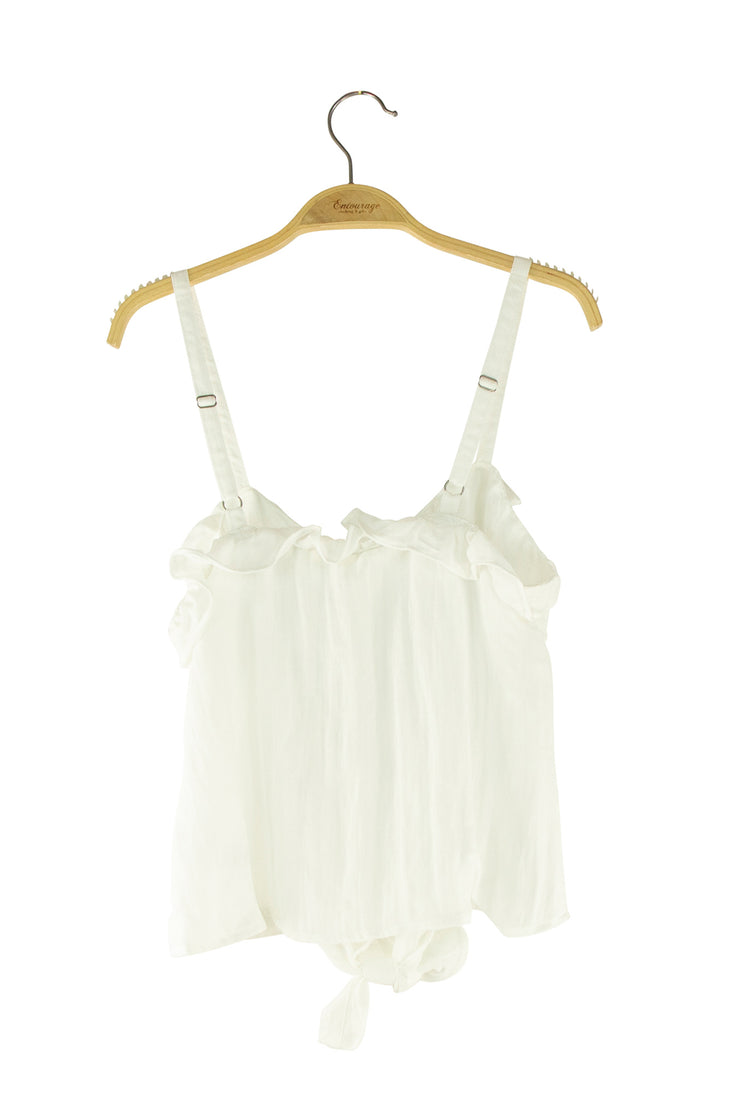 Maryanne Top in White