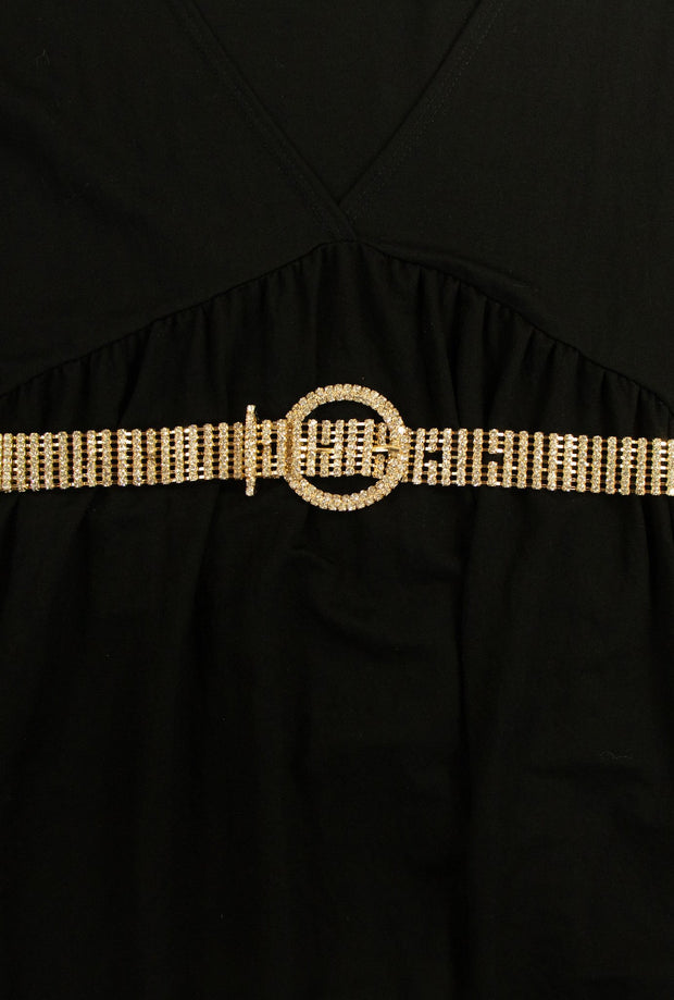 Golden Child Belt in Gold