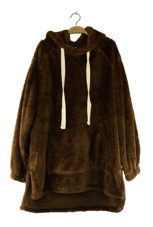 Winter Wonderland Sherpa in Brown