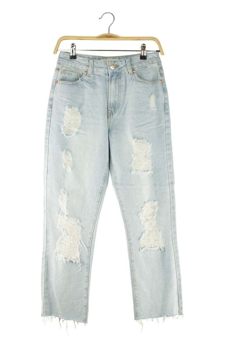 Wander Jeans in Light Blue