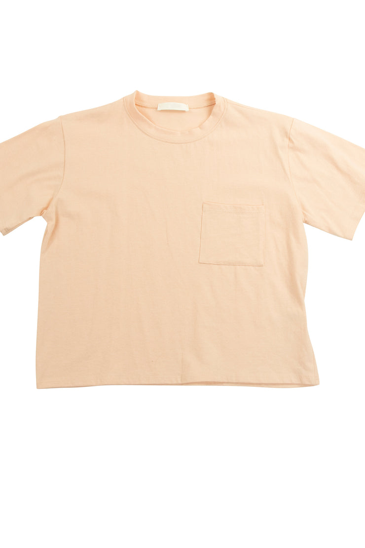 To a Tee Tee shirt in Light Pink