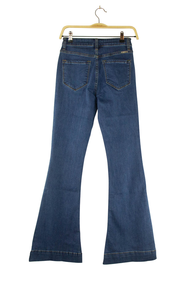 Ring My Bell Jeans Dark Wash