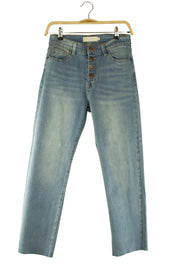 Galore Jeans in Light Blue