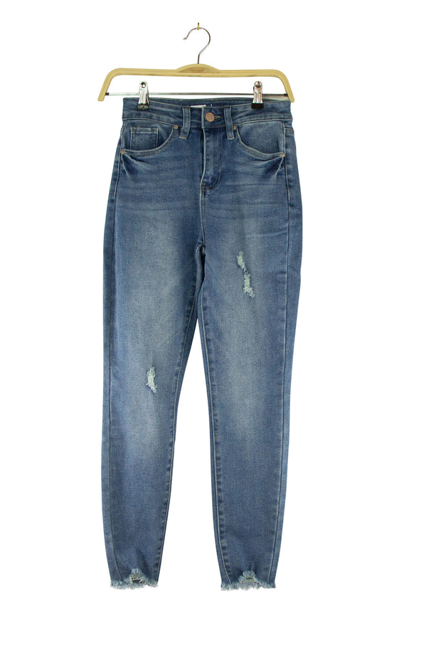 On Trend Jeans in Blue