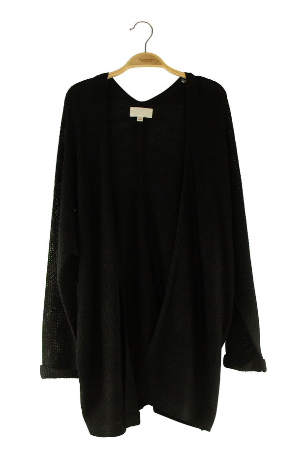 Brooklyn Cardigan in Black