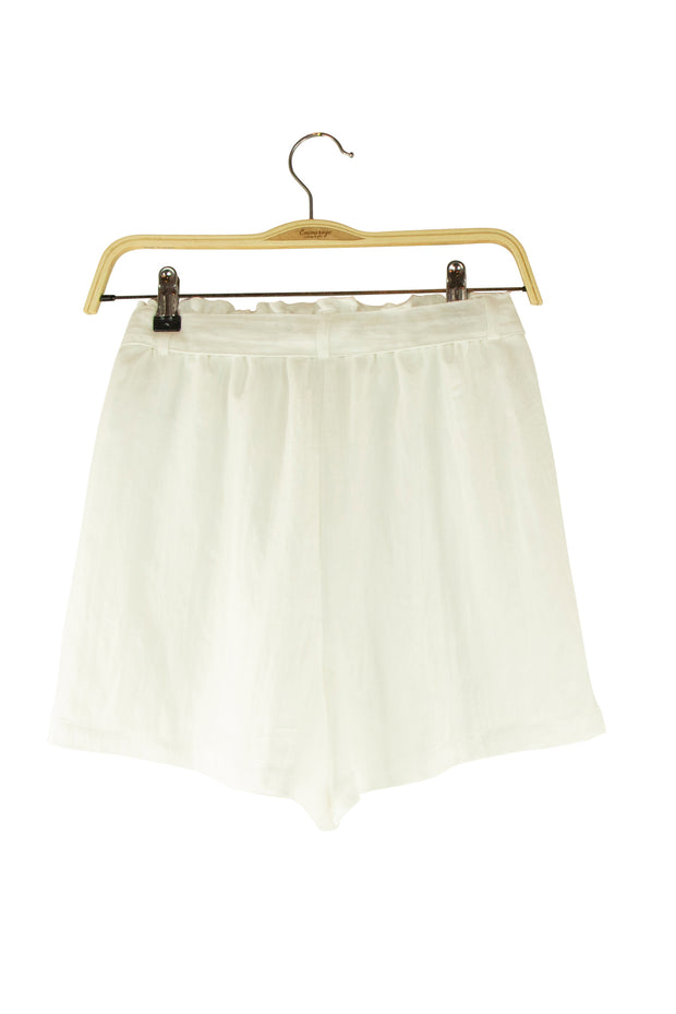 Serenity Shorts in White