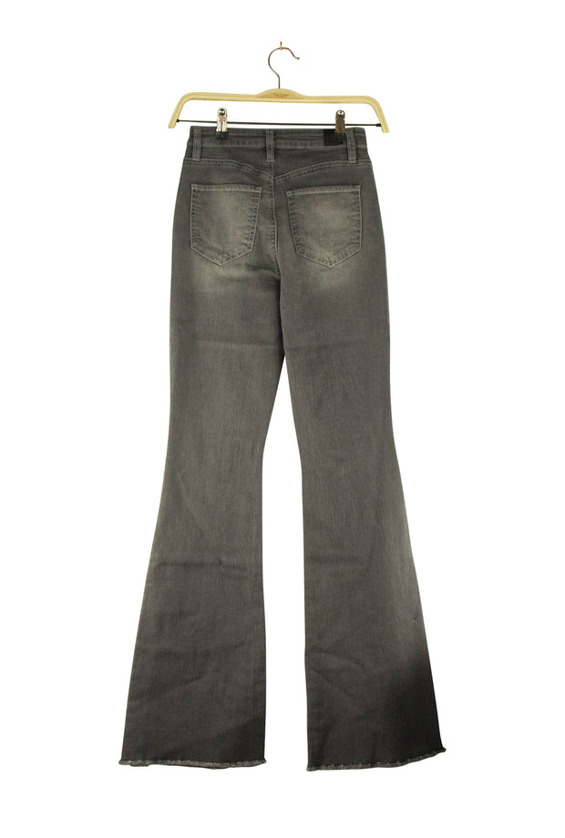 Volume Up Jeans in Grey