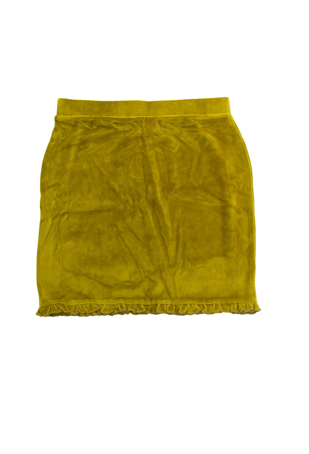 Eye Candy Skirt in Green