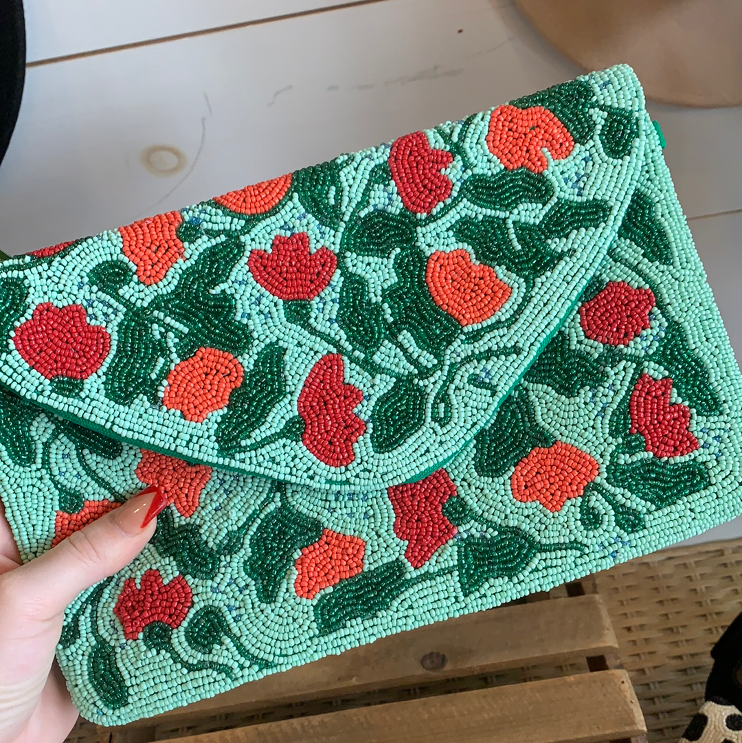 Floral Dreams Clutch