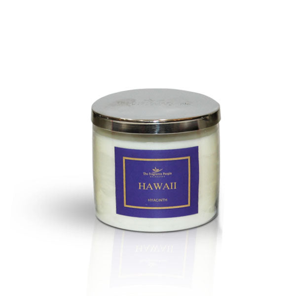 3 Wick Jar Hawaii Candle - The Fragrance People