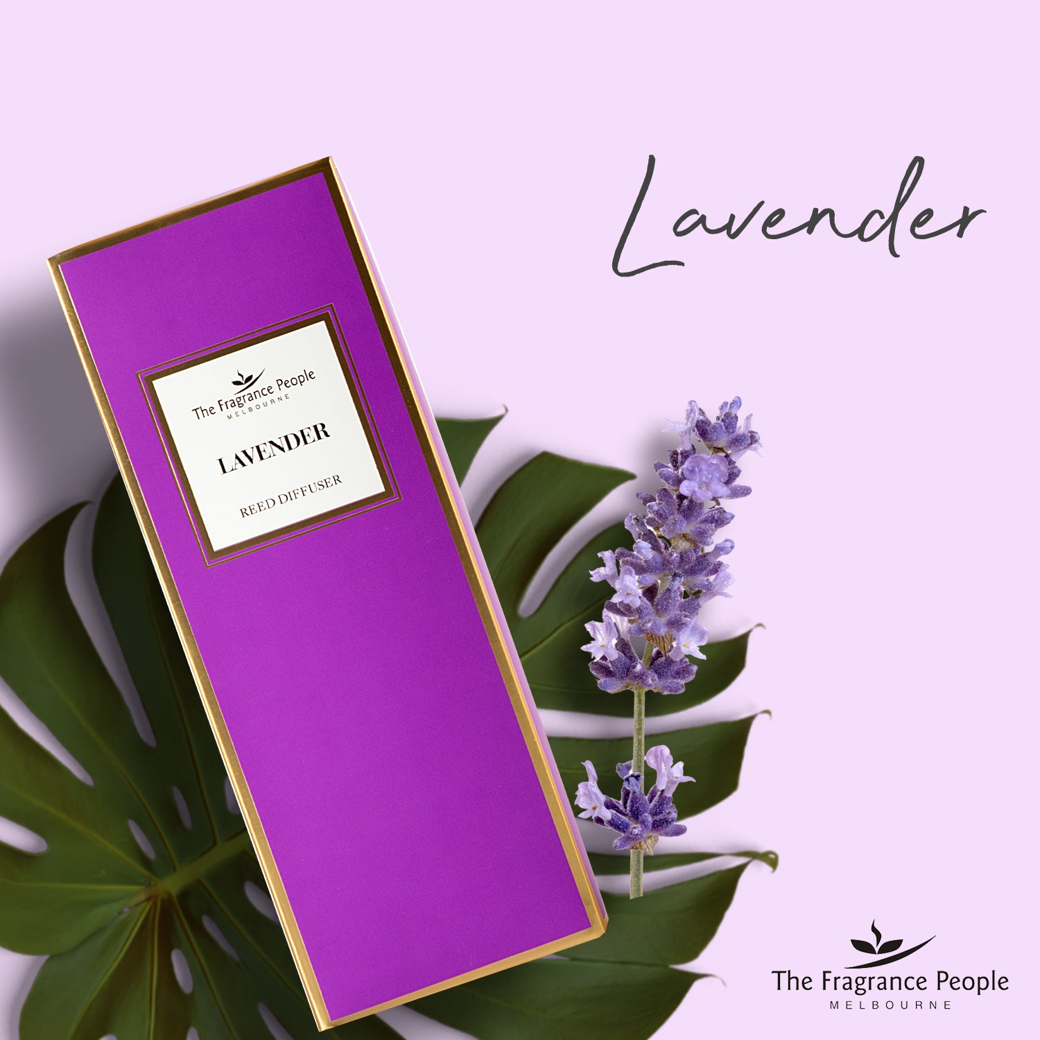 Get 3 Products in 1 Combo (  Reed Diffuser Set Lavender + Pillow Spray Anti Stress + Anti Virus Pure Essential Oil Aroma Mist )