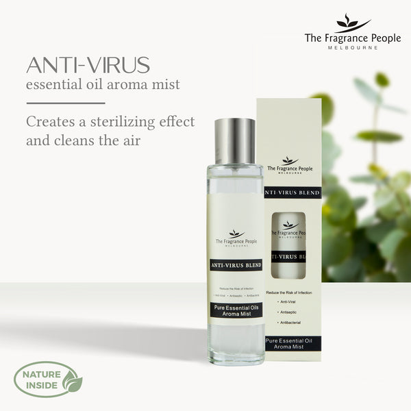 Anti Virus Pure Essential Oil Aroma Mist