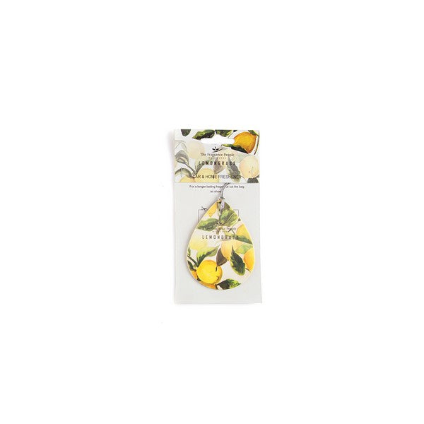 Hanging Car Air Freshener LG - The Fragrance People