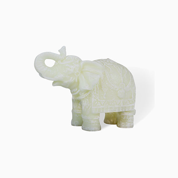 Elephant Deco Candle Small - The Fragrance People