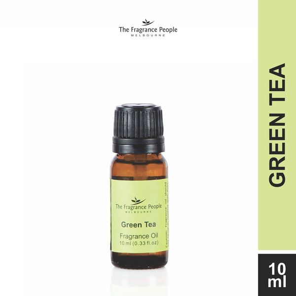Fragrance oil 10 ml Green Tea - The Fragrance People