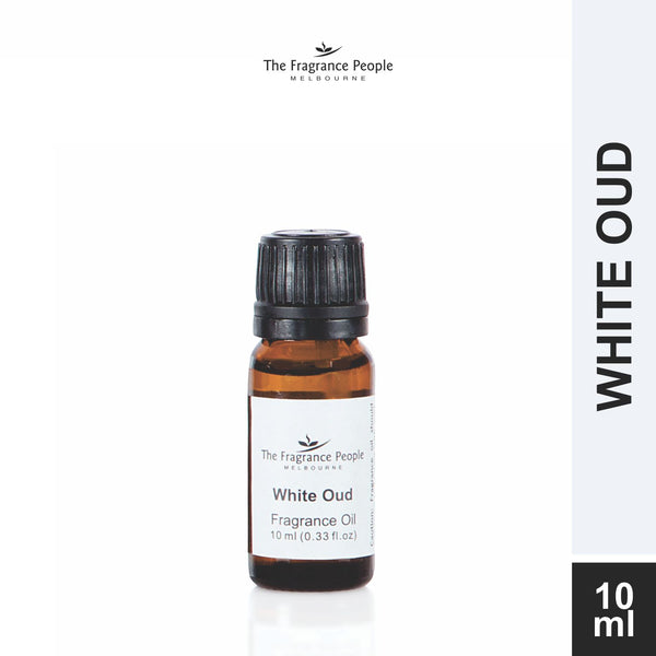 Fragrance oil 10 ml White Oud - The Fragrance People