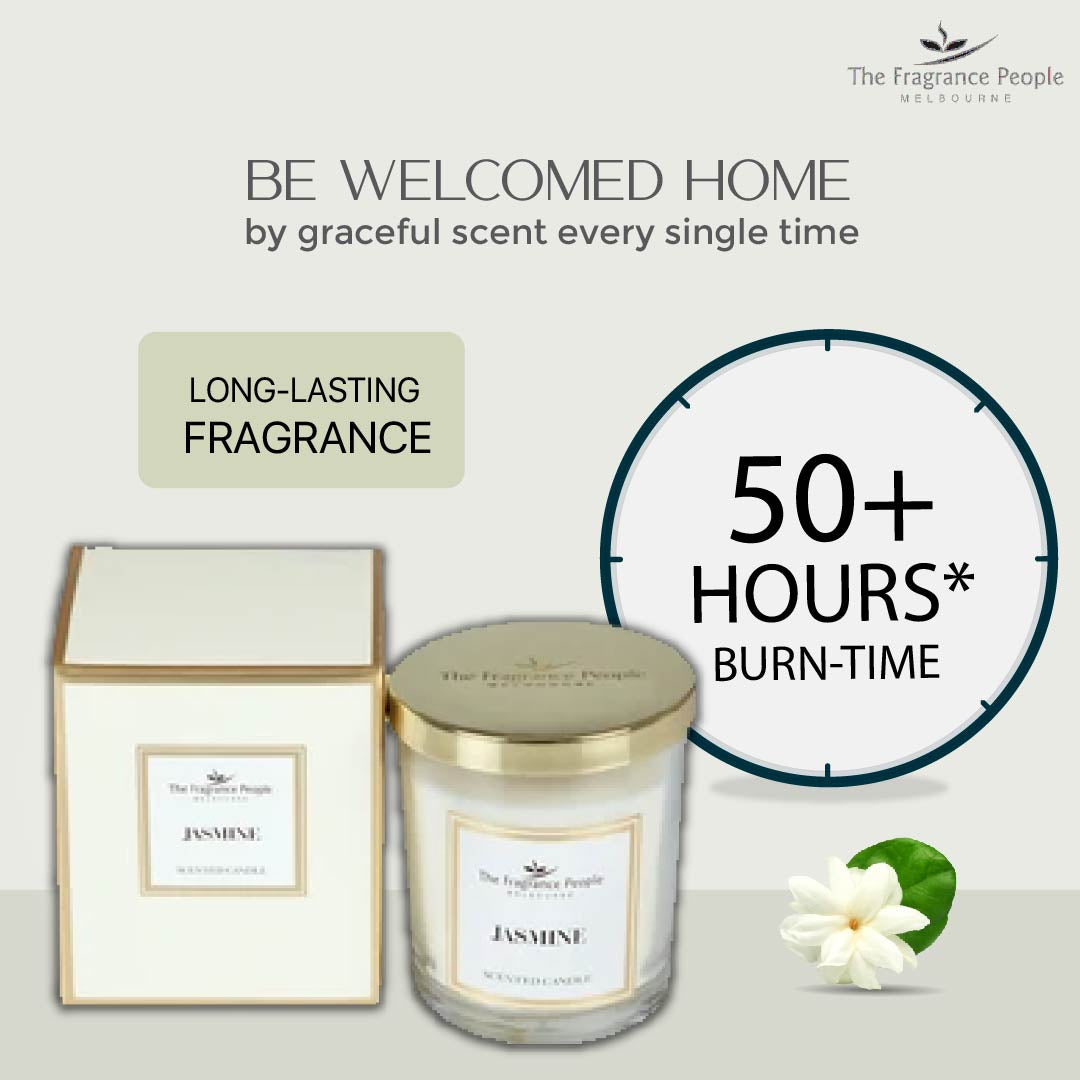 Luxury Scented Candle Jasmine