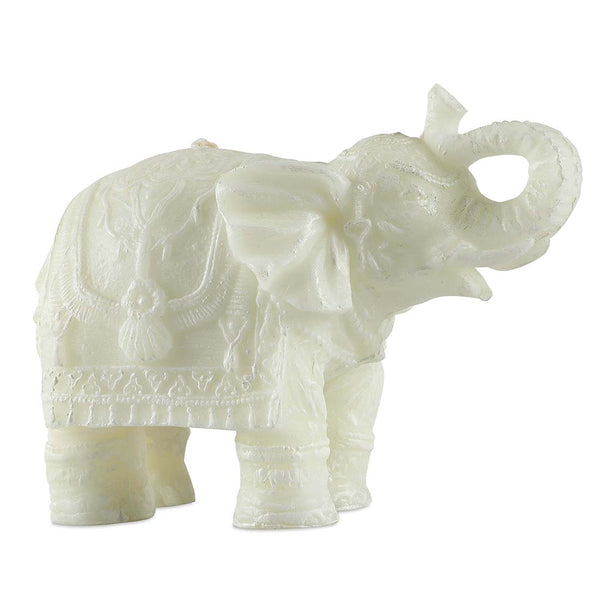 Elephant Deco Candle Large