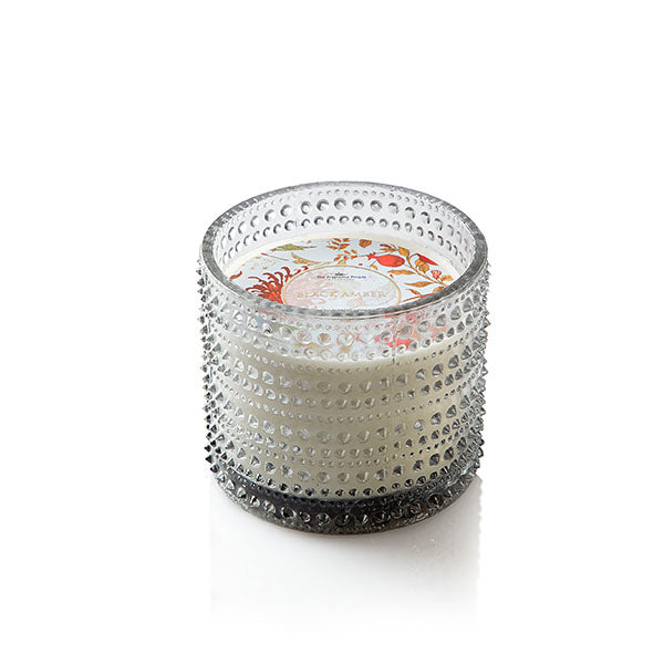 Dotted Glass Candle - The Fragrance People