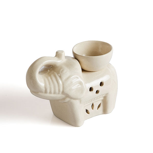 Elephant Ceramic Burner - The Fragrance People