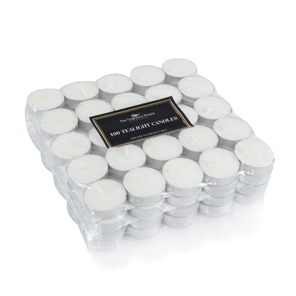 Unscented TeaLights Pack of 100