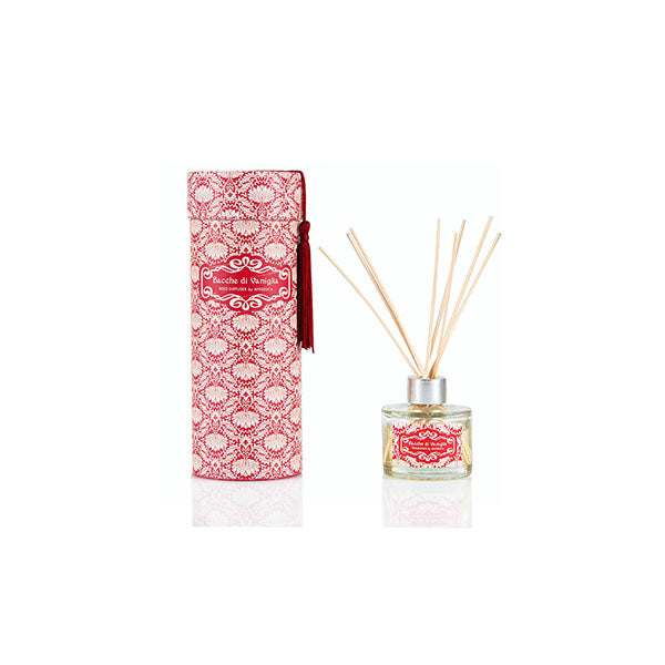 Vanilla Reed Diffuser - The Fragrance People