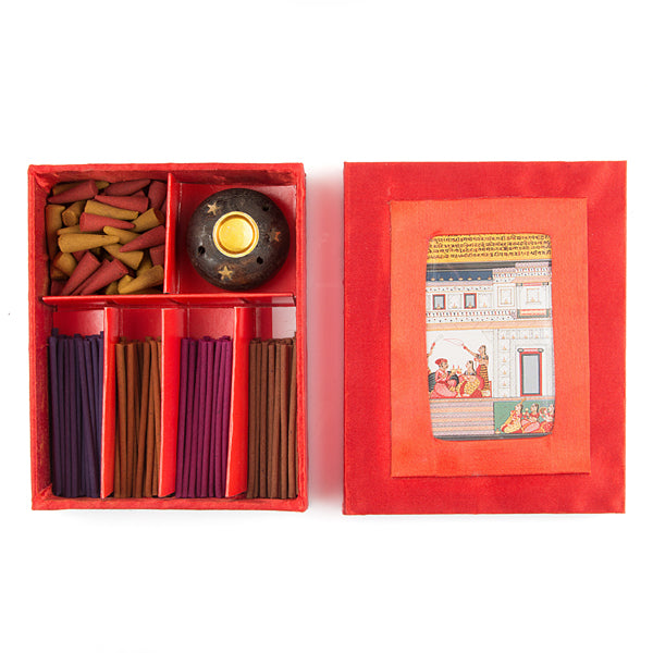 Incense Sticks Gift Box - The Fragrance People