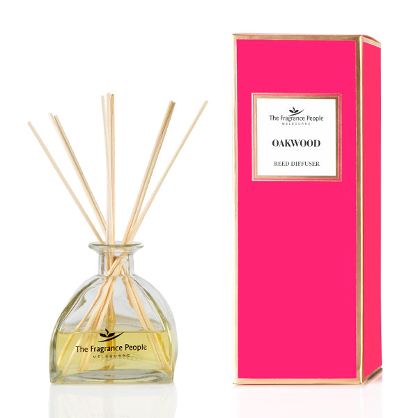 Reed Diffuser Set Oakwood
