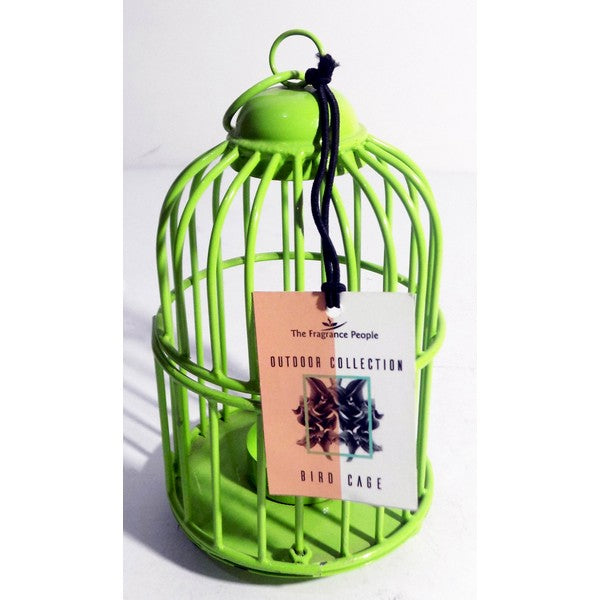 Bird Cage Tealight Holder - The Fragrance People