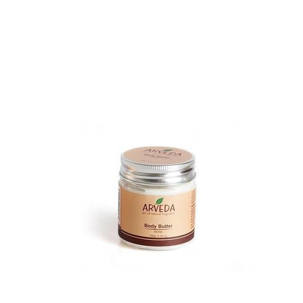 Arveda Body Butter (Rose)
