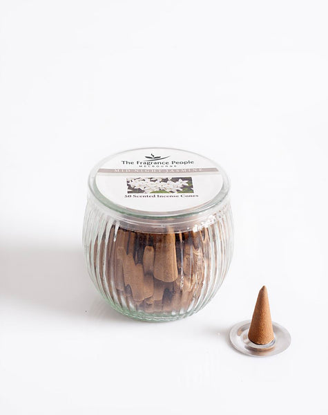 Midnight Jasmine Incense Cones