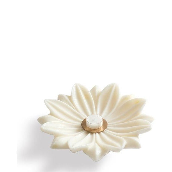 Decorative Lotus Candle - The Fragrance People