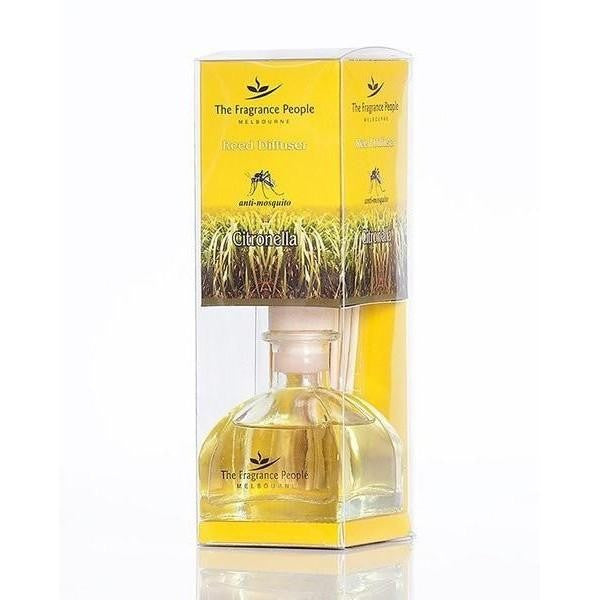 Natural Mosquito Reed Diffuser - The Fragrance People