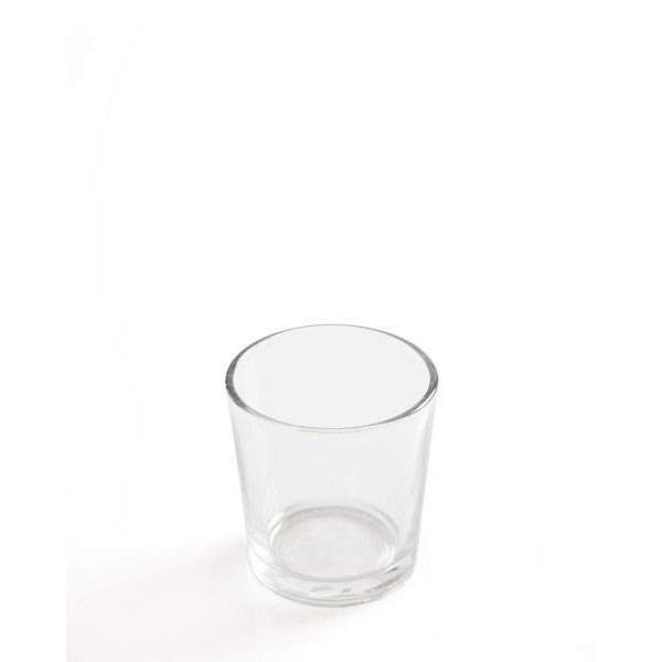 Plain Votive Candle Holder - The Fragrance People