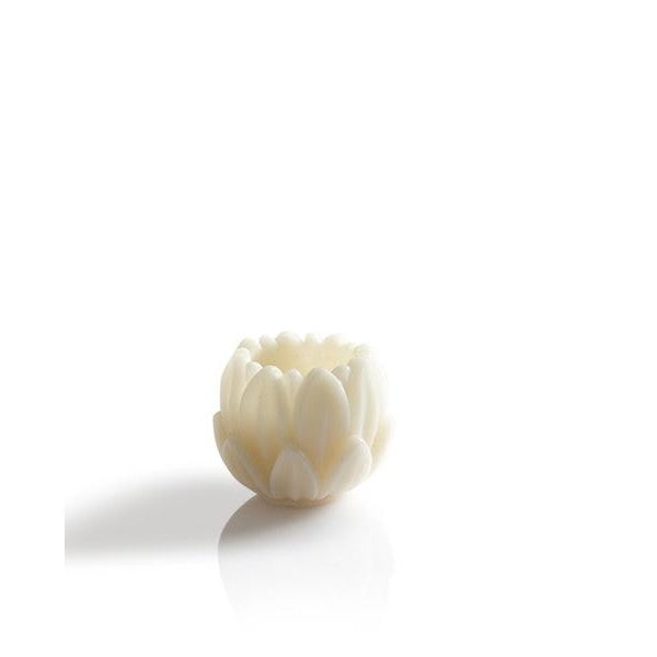 Small Decorative Lotus Candle
