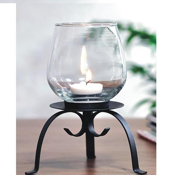 Metal Candle Holder - The Fragrance People