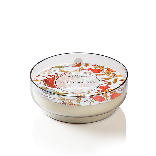 4 Wick Glass Candle - Lavender Lemongrass - The Fragrance People