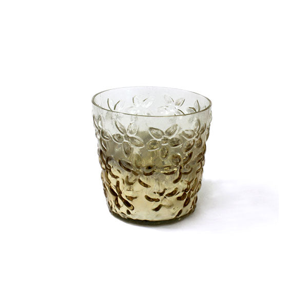 Glass Tealight Holder - The Fragrance People