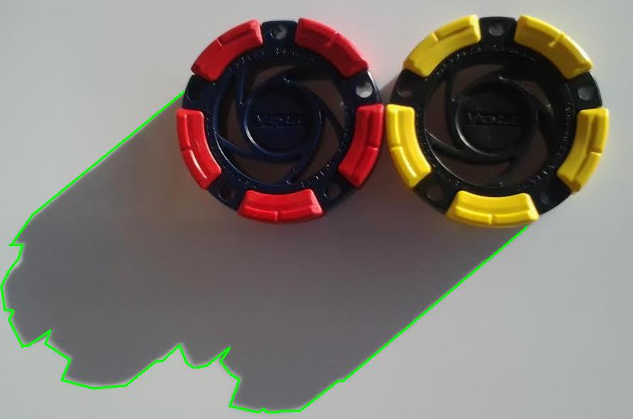 DFX™ Inline Hockey - Roller Hockey Pucks (2-Pack)
