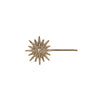 Stargazer Hair Pin Gold