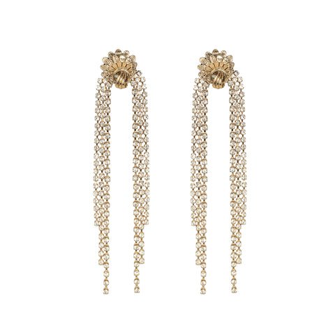 Utopia Earrings Gold