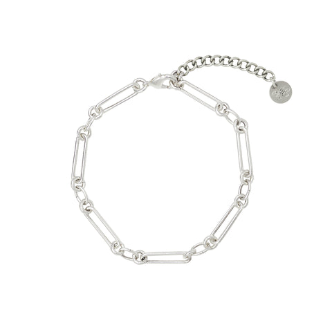 Heirloom Anklet Silver