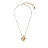 Island luxe necklace gold