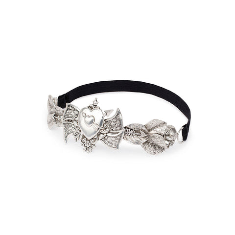 Romeo Headpiece Silver