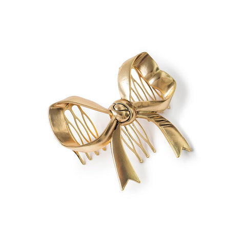 Juliet Bow Gold